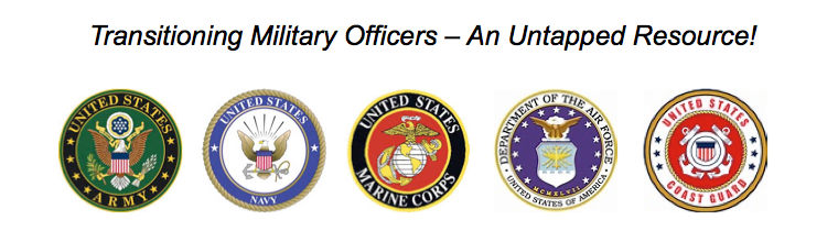 MH - Military Officers - An Untapped Resource