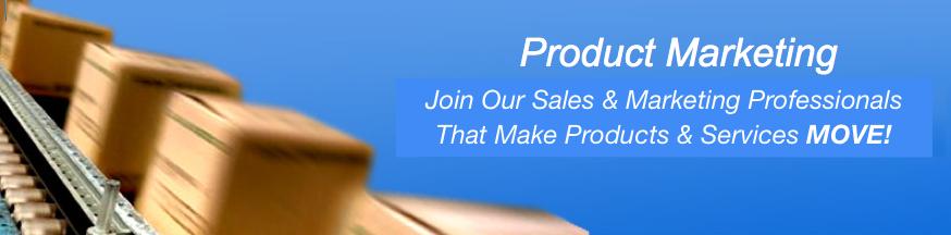 Product Marketing Candidates
